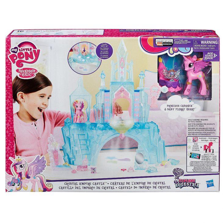 Кристальный Замок My Little Pony (Friendship Is Magic)