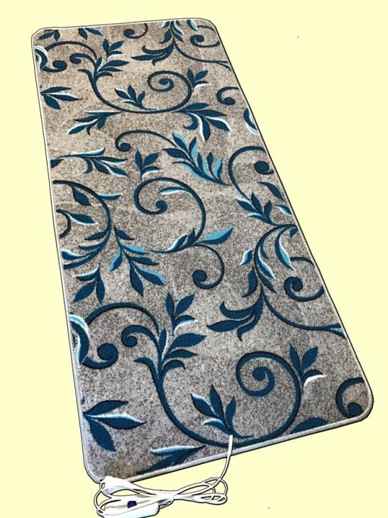 Мобильный теплый пол в ковролине модель Н1