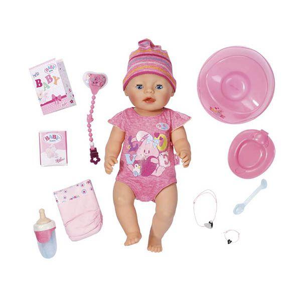 Кукла BABY born интерактивная