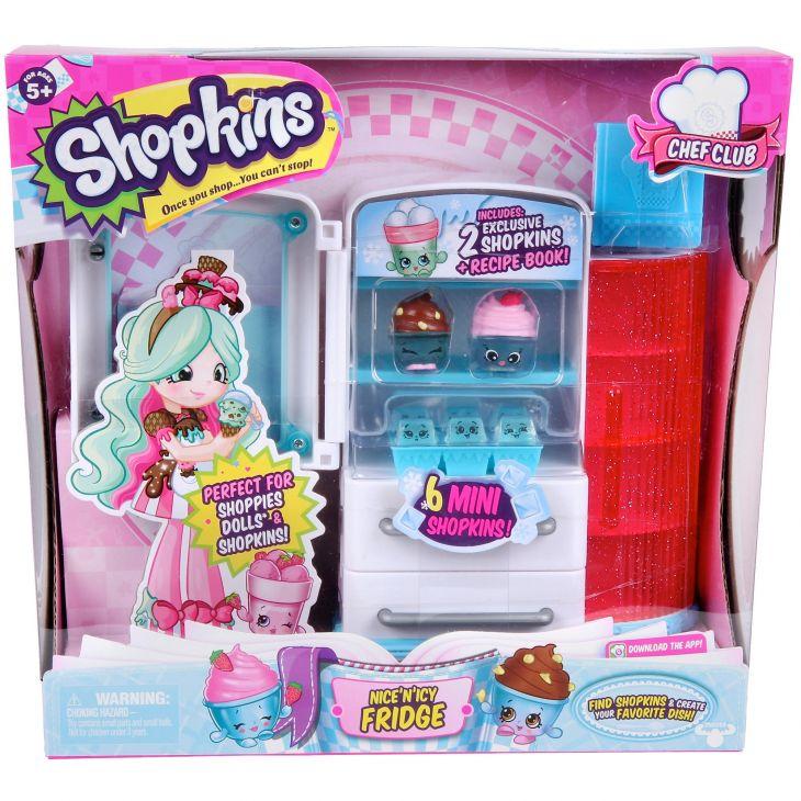 Набор Холодильник Shopkins 6