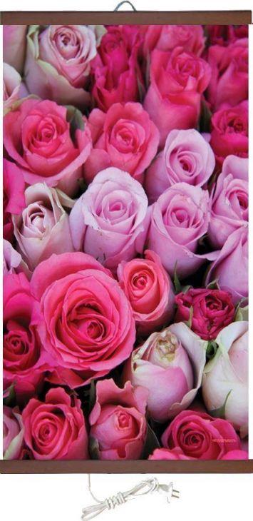 Обогреватель картина Розы 400 Вт
