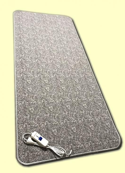 Мобильный теплый пол в ковролине модель G1