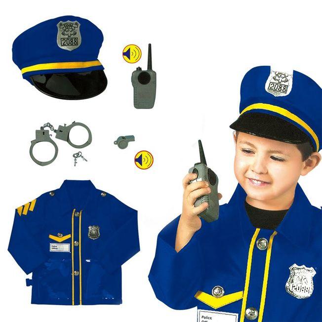 Костюм карнавальный Полицейский