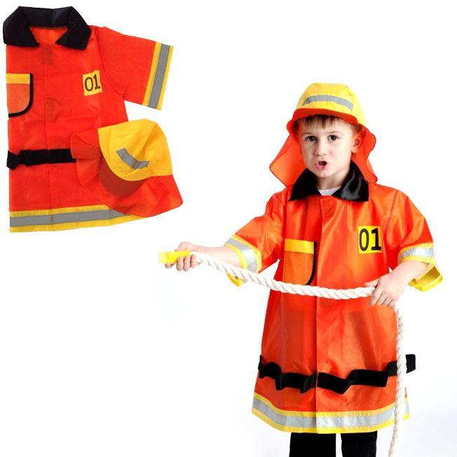 Костюм карнавальный Пожарный