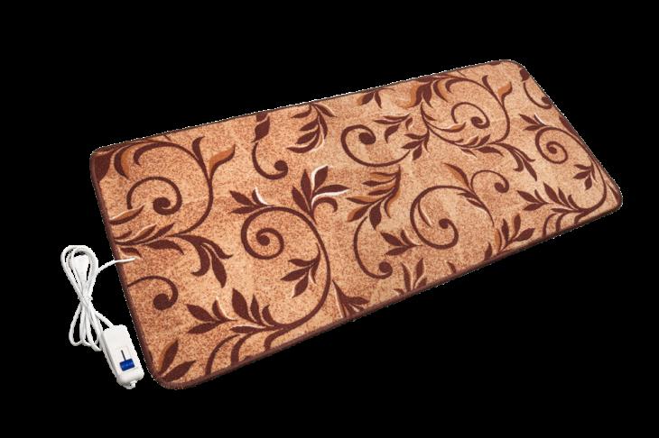 Мобильный теплый пол в ковролине модель А1