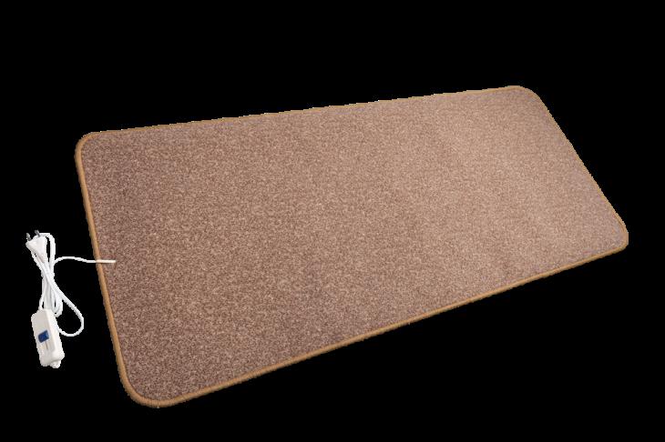 Мобильный теплый пол в ковролине модель F1